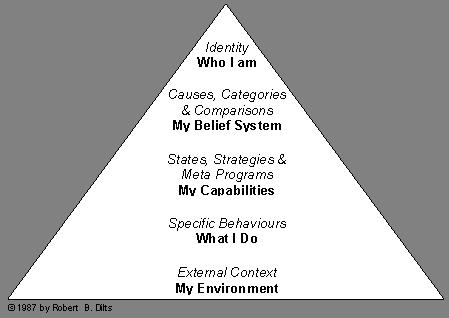 piramide dei livelli logici o di azione