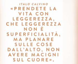 leggerezza Calvino